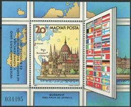 Hongarije, michel blok 163 A, xx