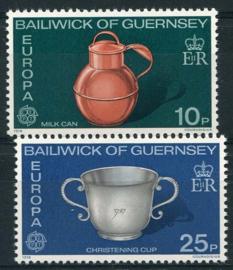 Guernsey, michel 133/34, xx