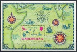 Seychelles, michel blok 2, xx