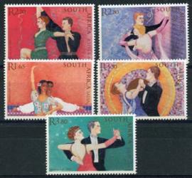 Z.Afrika, michel 1501/05, xx