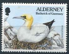 Alderney, michel 82, xx