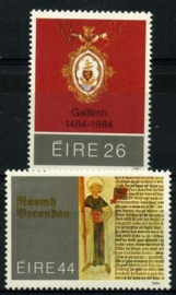 Ierland, michel 547/48, xx