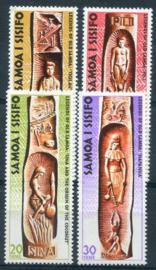 Samoa, michel 298/01, xx