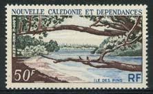 N.Caledonie, michel 407, xx