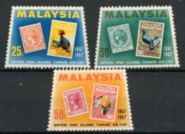 Maleisie, michel 47/49, xx