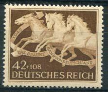 Duitse Rijk, michel 815, xx