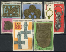 Tsjechoslowakije, michel 1898/02, xx