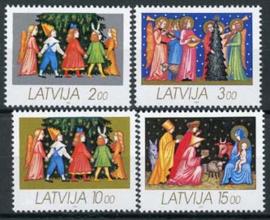 Letland, michel 344/47, xx