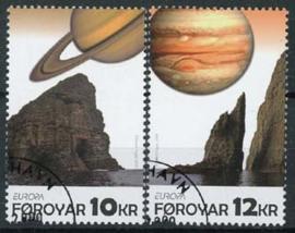 Faroer, michel 675/76, o