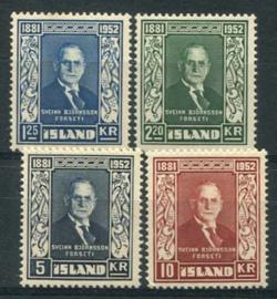 IJsland, michel 281/84, xx
