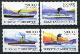 Turkije, michel 3281/84, xx