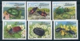 Alderney, michel 465/70, xx
