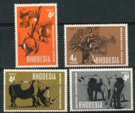 Rhodesie, michel 66/69, xx