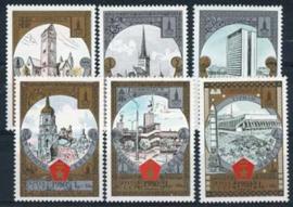 Sovjet Unie, michel 4949/52, xx