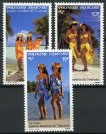 Polynesie, michel 565/67, xx