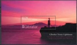 Gibraltar, michel blok 81, xx
