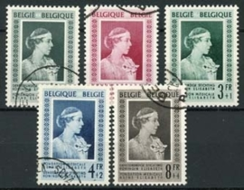 Belgie, obp 863/67, o