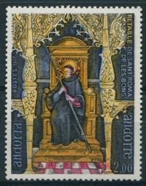 Andorra Fr., michel 285, xx