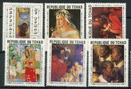 Tchad, michel 264/69, xx