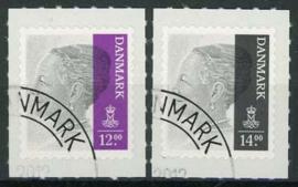 Denemarken, michel 1685/86, o