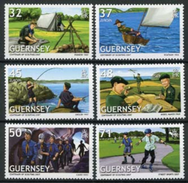 Guernsey, michel 1130/35, xx