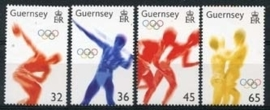 Guernsey, michel 1018/21 , xx