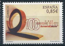 Spanje, michel 4703, xx