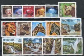 Rhodesie, michel 206/20, xx