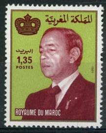Marokko, michel 1195, xx