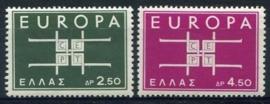 Griekenland, michel 821/22, xx