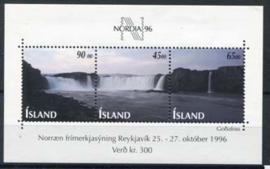 IJsland, michel blok 19, xx