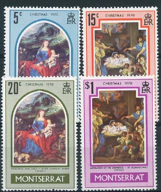 Montserrat, michel 243/46, xx