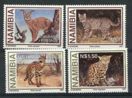Namibie, michel 845/48, xx