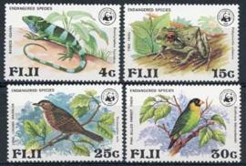 Fiji, michel 387/90, xx