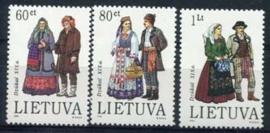 Litouen, michel 537/39 , xx