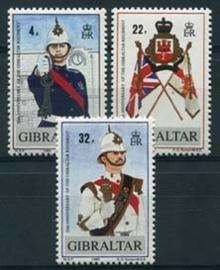Gibraltar, michel 565/67, xx