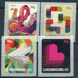 Luxemburg, michel 1974/77, xx