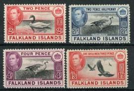Falkland, michel uit 1938, xx