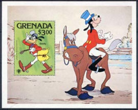 Grenada, michel blok 86, xx
