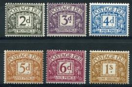 Engeland, michel p 68/73, x