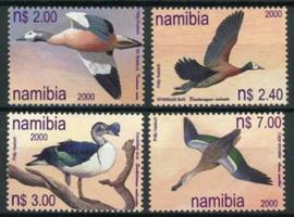 Namibie, michel 1005/08, xx