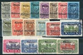 Oostenrijk, michel 321/39, o
