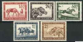 Oostenrijk, michel 785/89, xx