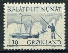 Groenland, michel 93, xx