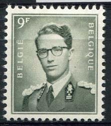 belgie, obp 1073, x