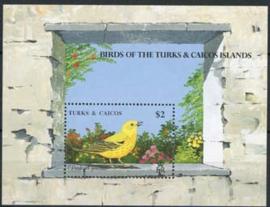 Turks, michel blok 83, xx