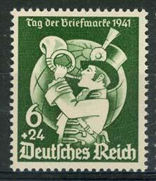 Duitse Rijk, michel 762, xx