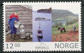 Noorwegen, michel 1688, xx