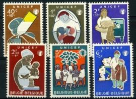 Belgie, obp 1153/58,xx