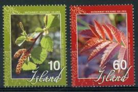 IJsland, michel 1155/56, xx